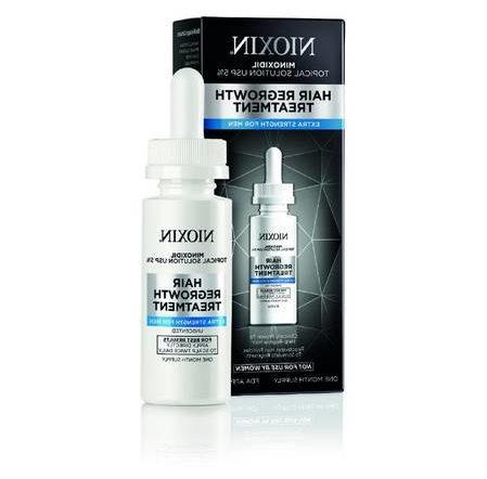 Bio et Efficace Minoxidil chute de cheveux Test